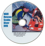 NAUI Rescue - DVD